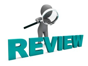 Product & Book Reviews in english or arabic