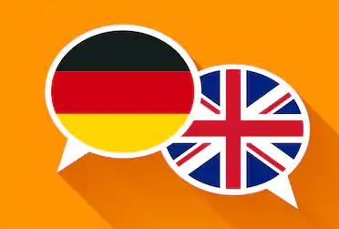 Manually translate article/text/content from English to German