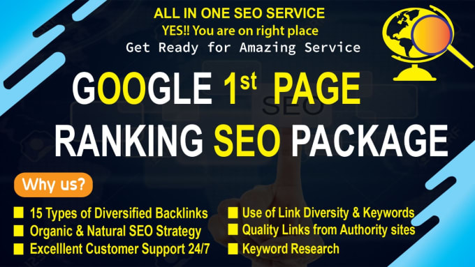 Friendly Best SEO Service To Rank Top Page Of Your Website On Monthly Manual SEO Link Building Servi