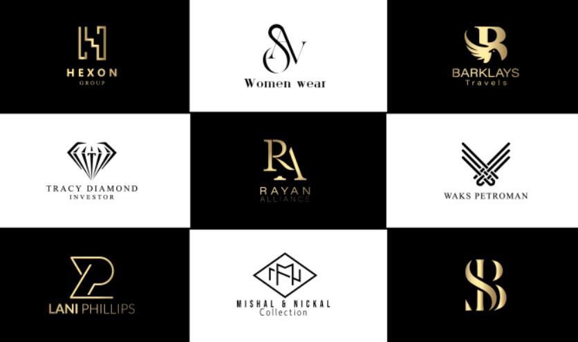 I will do brainstorm modern monogram logo design