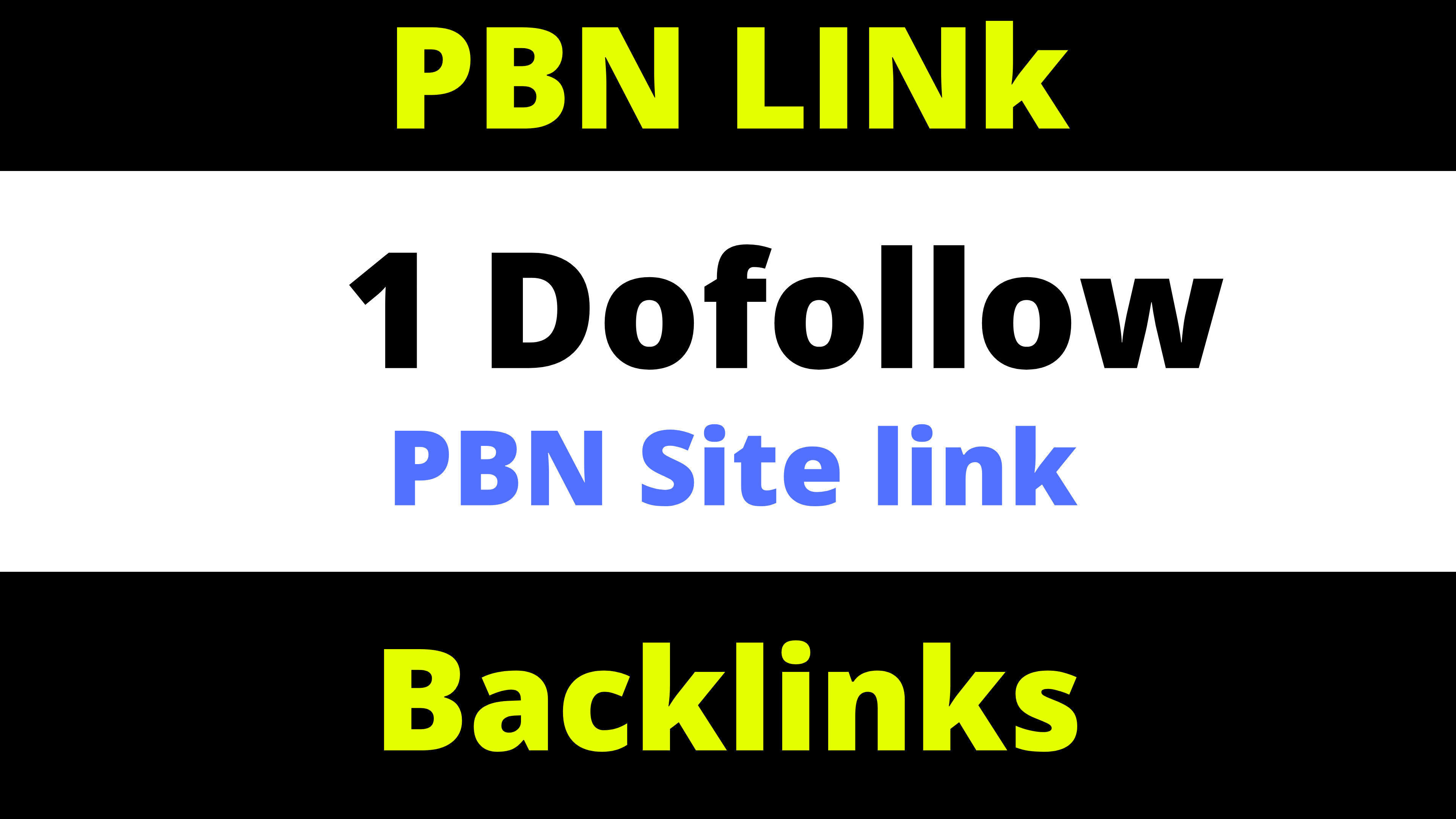 1 PBN Blog Dofollow Backlinks 20+ DA,  30+ PA Lifetime Cheap Price