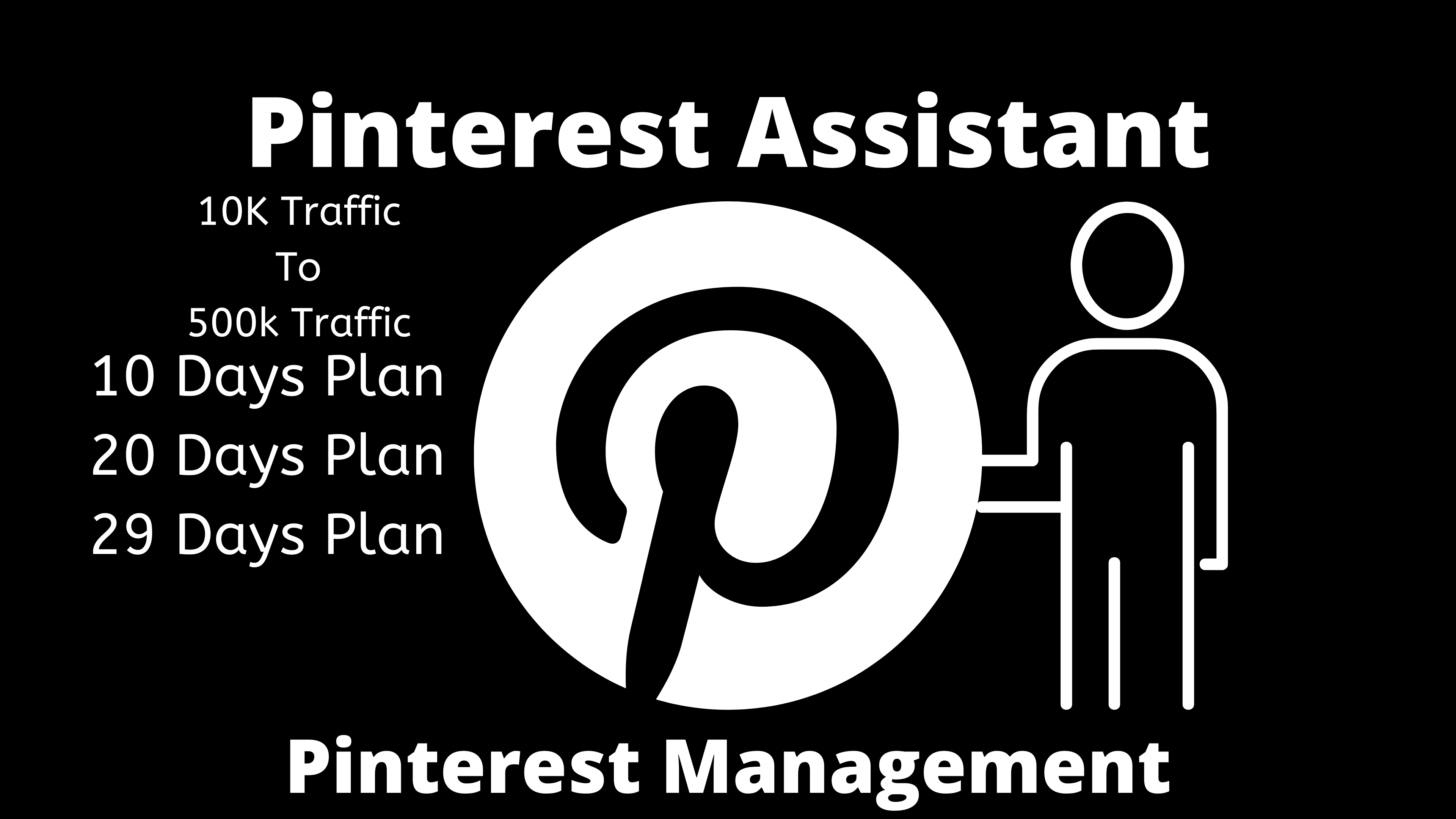 do pinterest marketing and be your virtual assistant