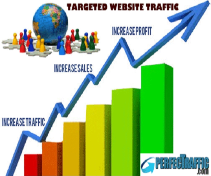 provide and send country targeted web traffic for you