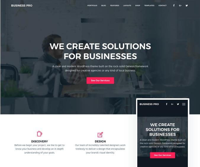 I Will build Seo friendly responsive wordpress website design and development