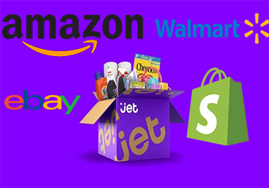 I can do Amazon Walmart eBay and shopify SEO