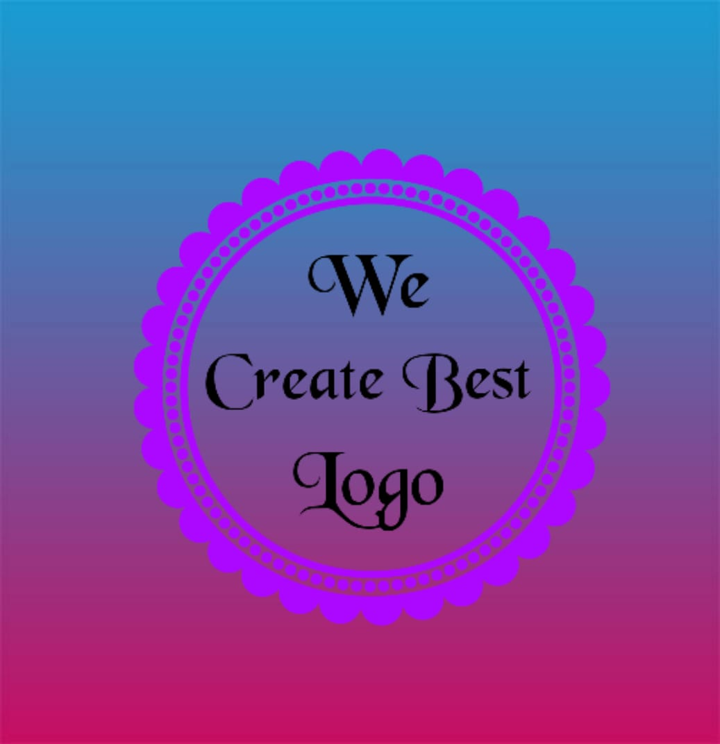 I design a best and catchy logo