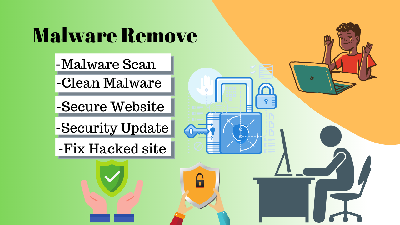 Remove Malware from Wordpress or Scan and Secure Your Website