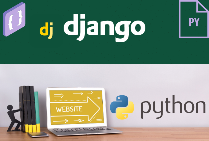 I will develop python web apps using Django Framework
