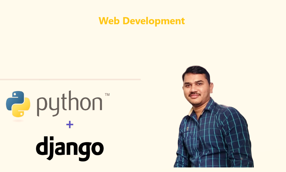I will develop web apps using Django Framework