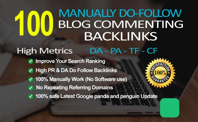 I Will create 1000 high PR Blog Comments