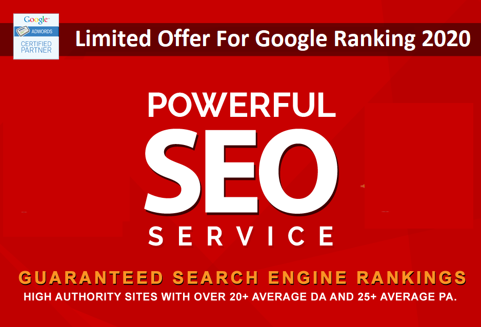 Supercharge your SEO marketing & Rank 1 on Google with real SEO Result
