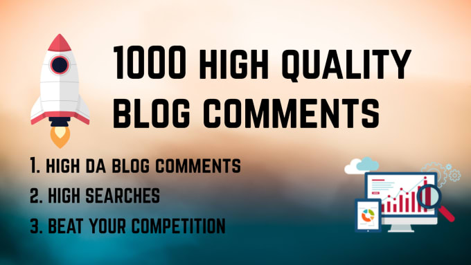 Create 1000 High Quality Dofollow Backlinks