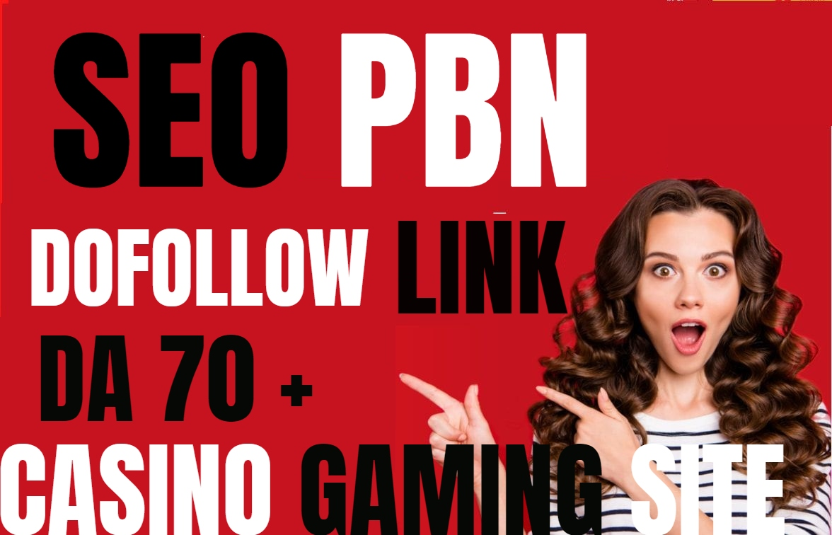 Rank your website 250 PBN DA 70+ High quality DO follow permeant backlinks