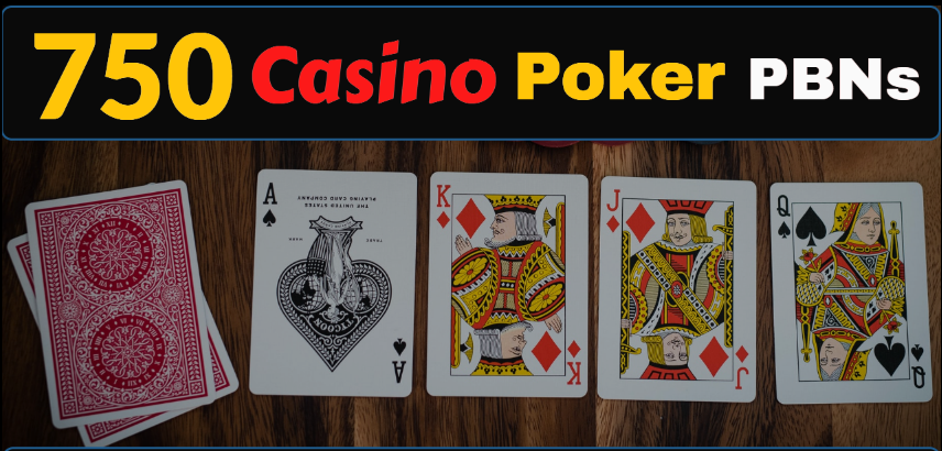 I will 750 Casino Poker Gambling UFABET Related High DA 50+ PBN Backlinks To Boost Your Site Page 1