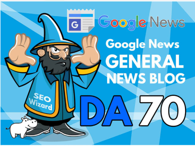 GIVE YOU Publish a Guest post on DR 40+ & DA 70+ Homepage Google News Approved Website