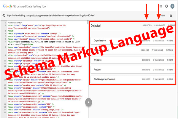 I will create schema markup structured data of rich snippets
