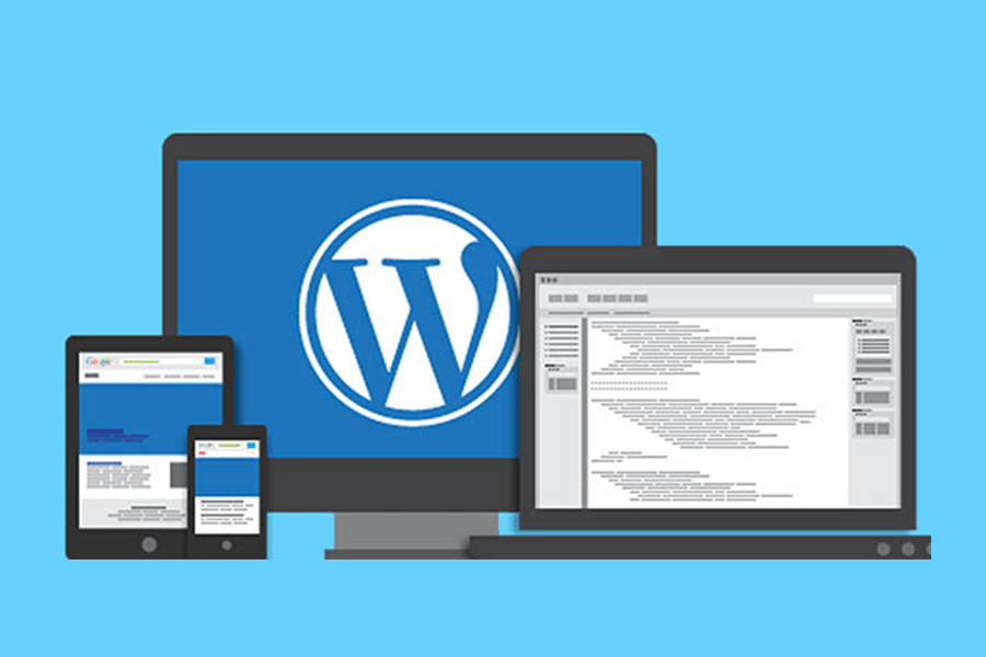I will create a gorgeous,  responsive wordpress site for your business