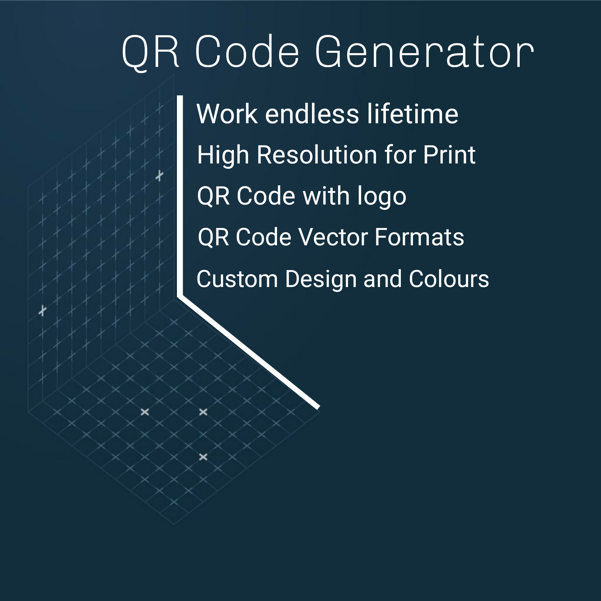 make high quality qr codes in just 30 minute