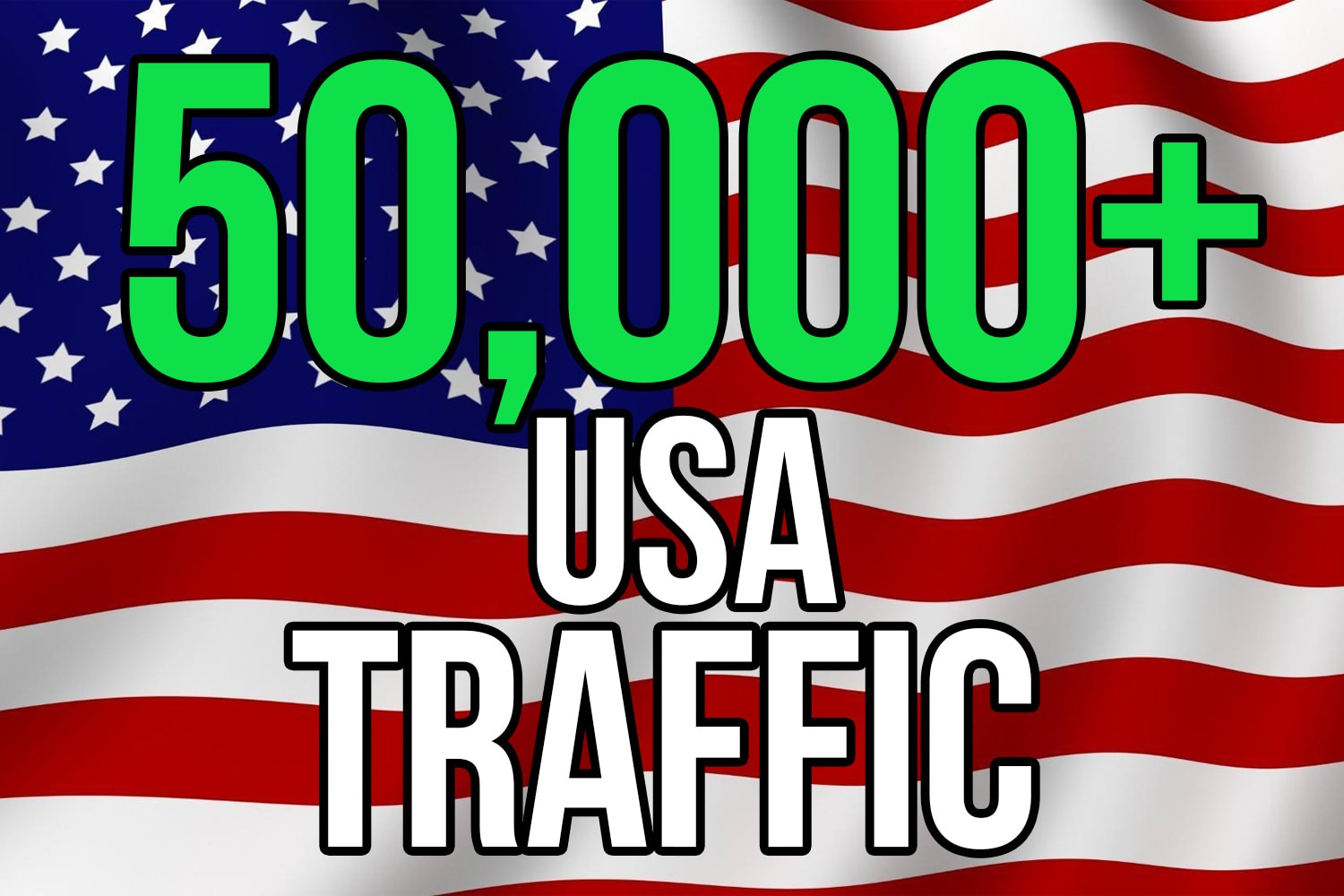 Rank Fast- 50,000+ SEO Organic Traffic from Google,  Bing For 30 days