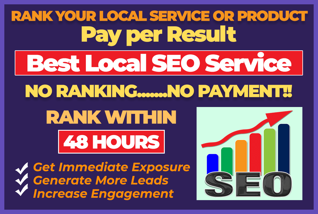 Rank Your Local Service or Product on Google and YouTube