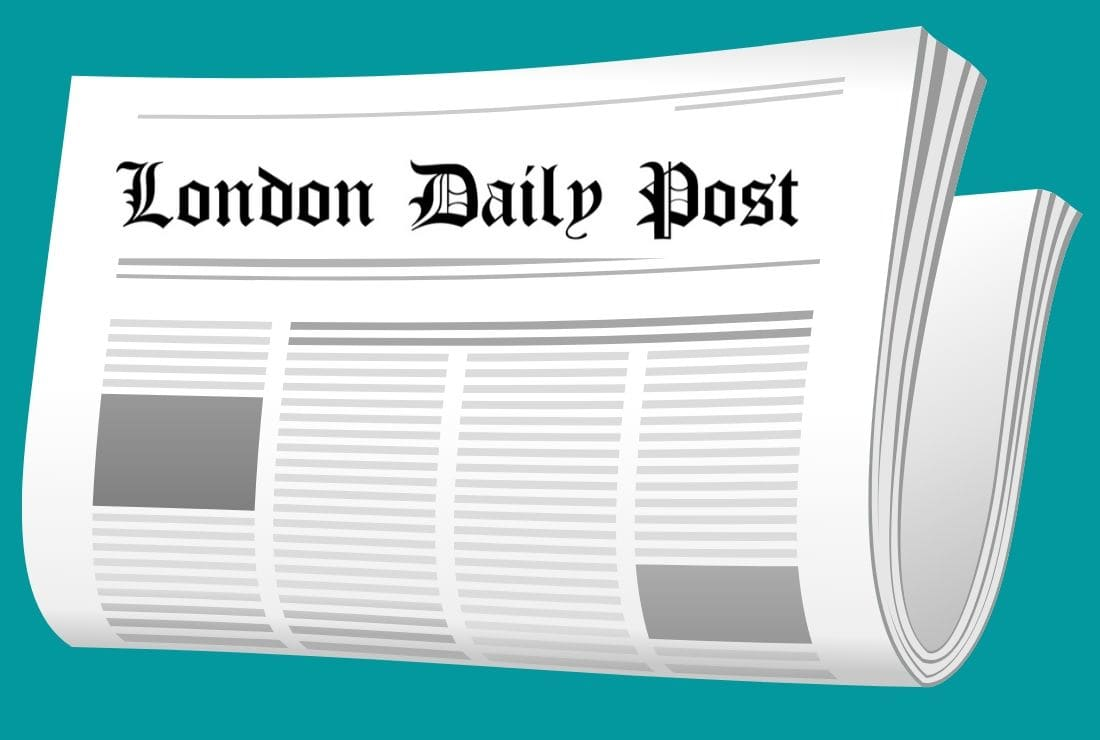 I will publish a guest post on Londondailypost. com - london daily post DA 53