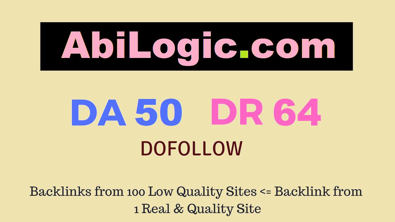 I will publish a guest post on AbiLogic da95