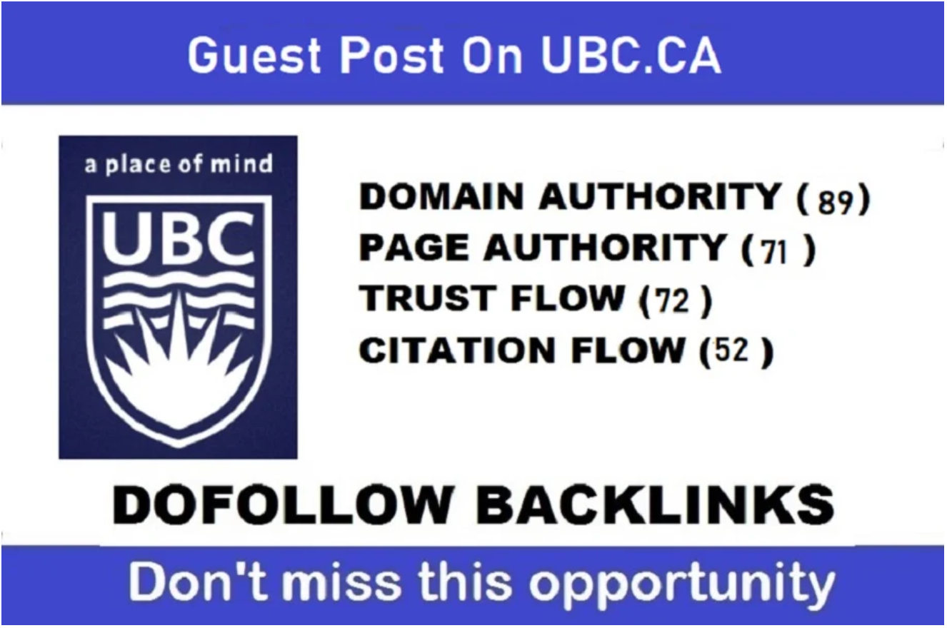 publish a guest post on ubc ca da 89 with dofollow link