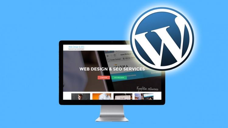 I will create responsive wordpress website