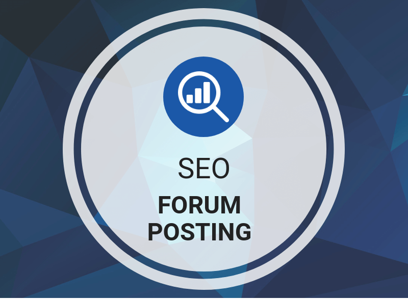 I will provide you 20 forum posting backlinks