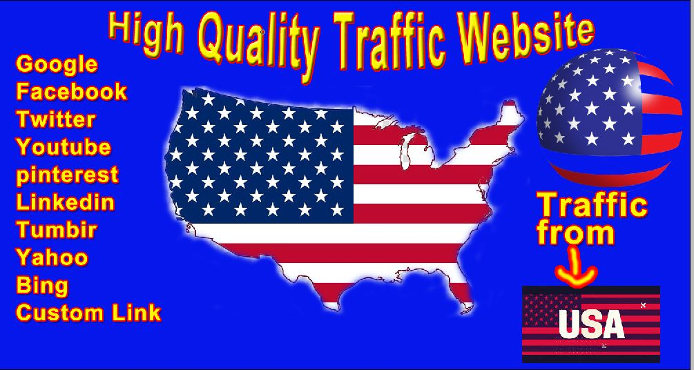 I will drive High Quality Traffic daily 1000+ real human