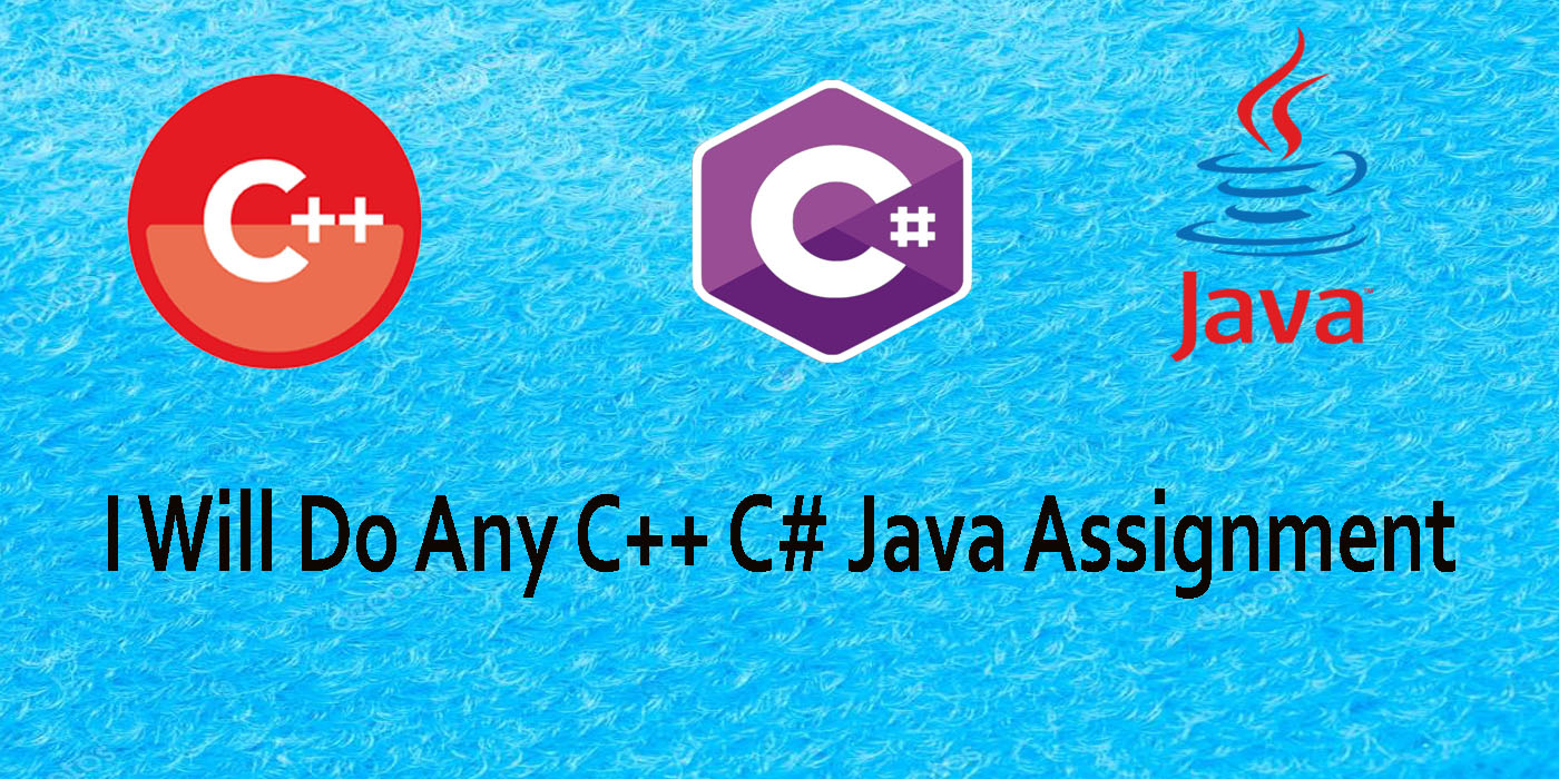 I will do any C +, C, JAVA desktop applications or assignment