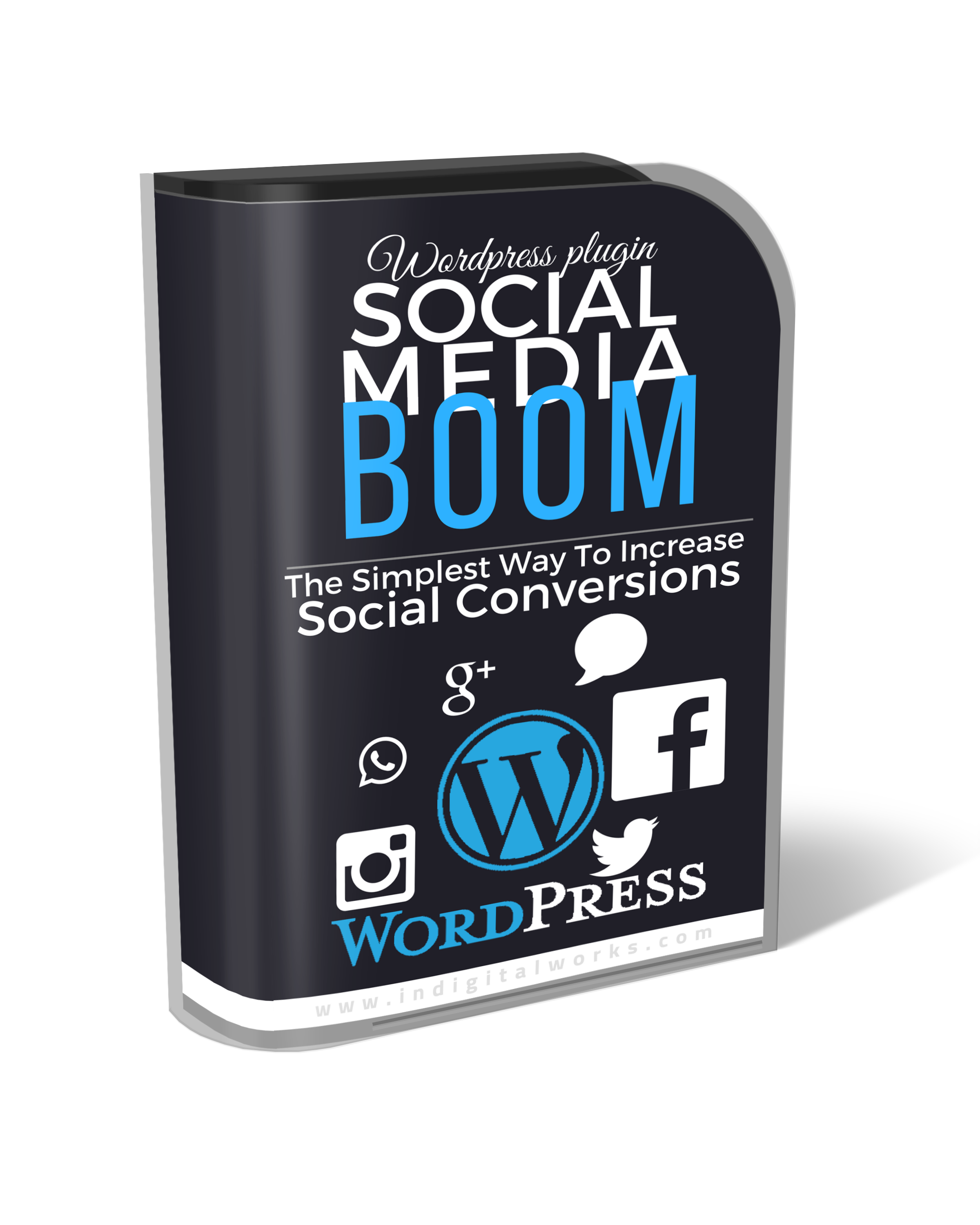 Social Media Boom Software to grow up your business right now