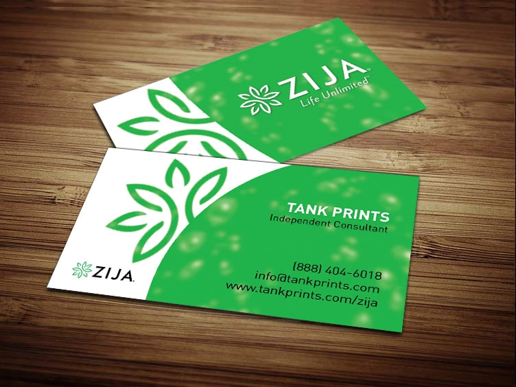 Create Amazing Looking Business Cards Within One Day two sides