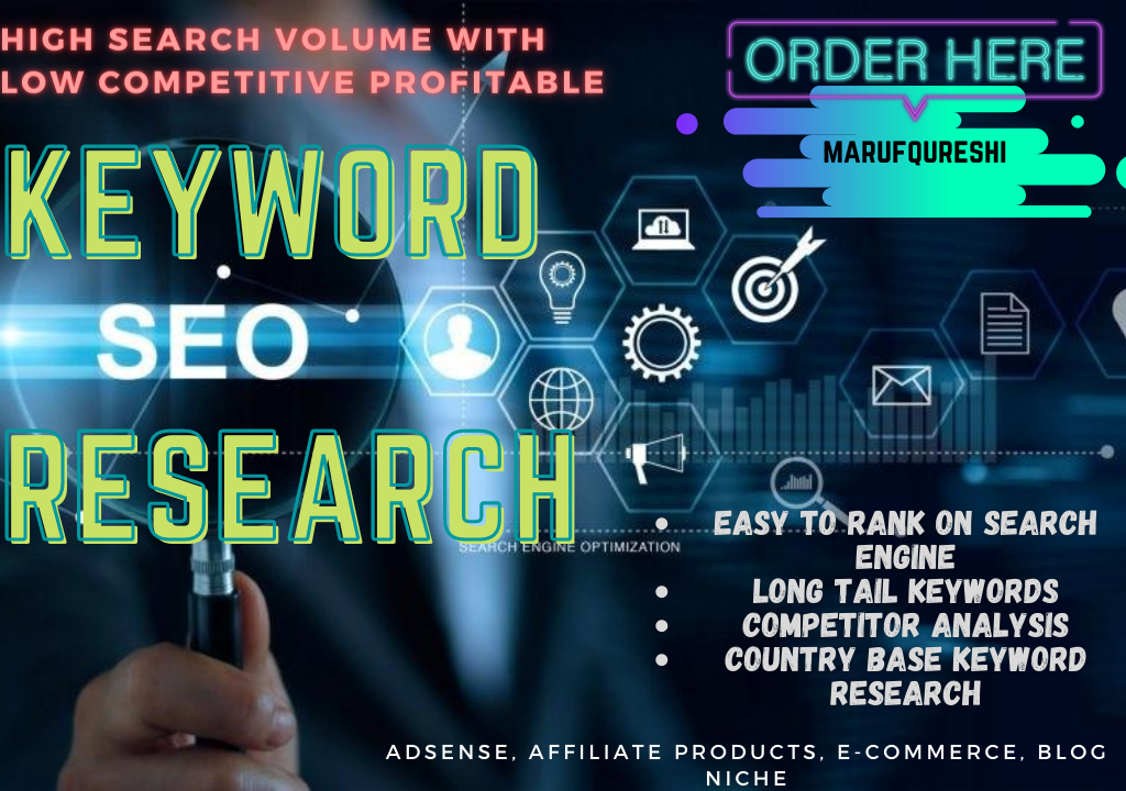 15 Long Tail Profitable SEO Keyword Research On Your Any Niche Or Website