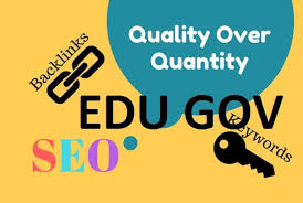 I will do 30 edu gov blog comments with high quality backlinks