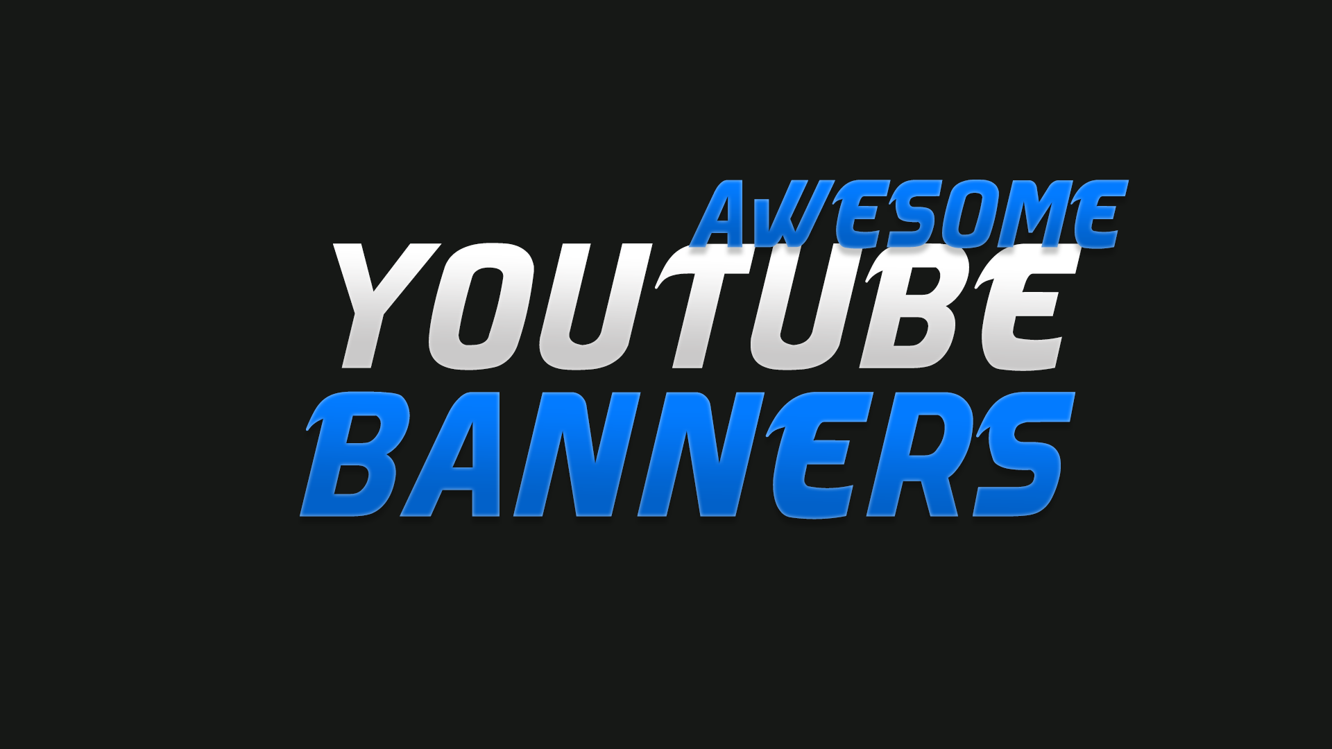 I will design a perfect youtube banner