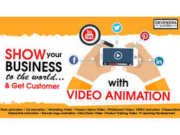 I will create a business or marketing 2d animation video