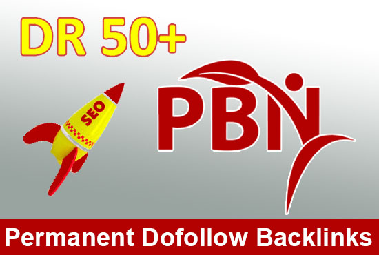 I will create High Authority PBN Backlinks Manually homepage permanent.