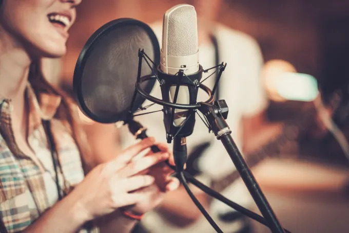 I will record a professional female romanian voice over