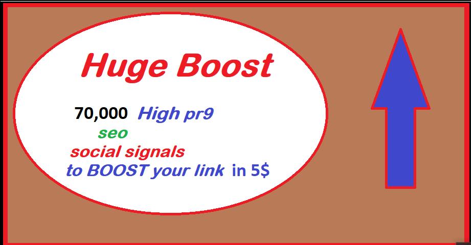 70,000+ Top no 1 platform seo social signals bookmarks high pr9