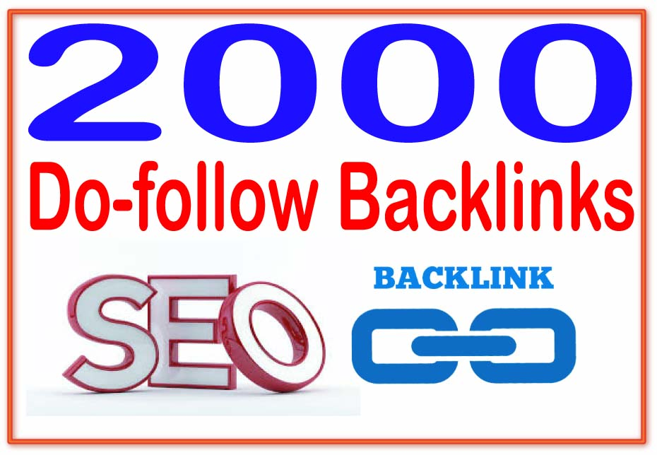 Provide 2000 Social Network Profile Backlinks with PR1 to PR9