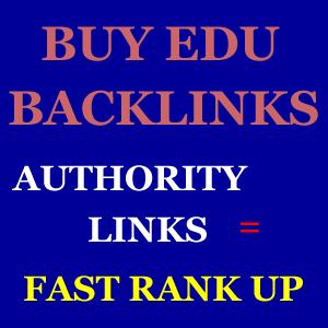 Biggest offer 666+ HQ. edu/. gov Backlink guaranteed Fast Ranking up on Google