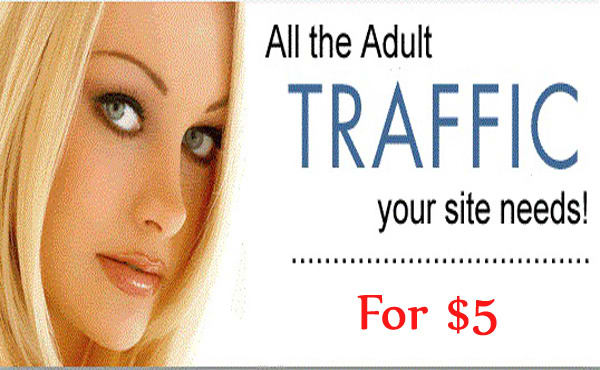 Adult Content Traffic from Top adult Websites Your website