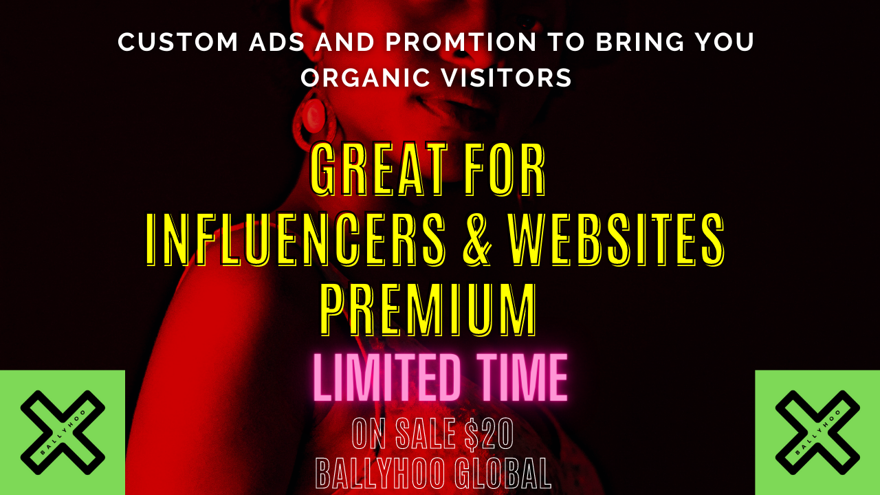 Adult Promotion: Custom Ads Best for ADULT SITES, ONLYFANS, WEBCAMS, ANY ADULT CONENT