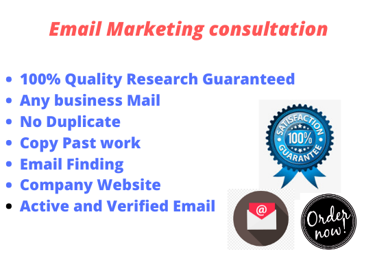 I will send bulk 5000 email marketing campaign to your targeted list