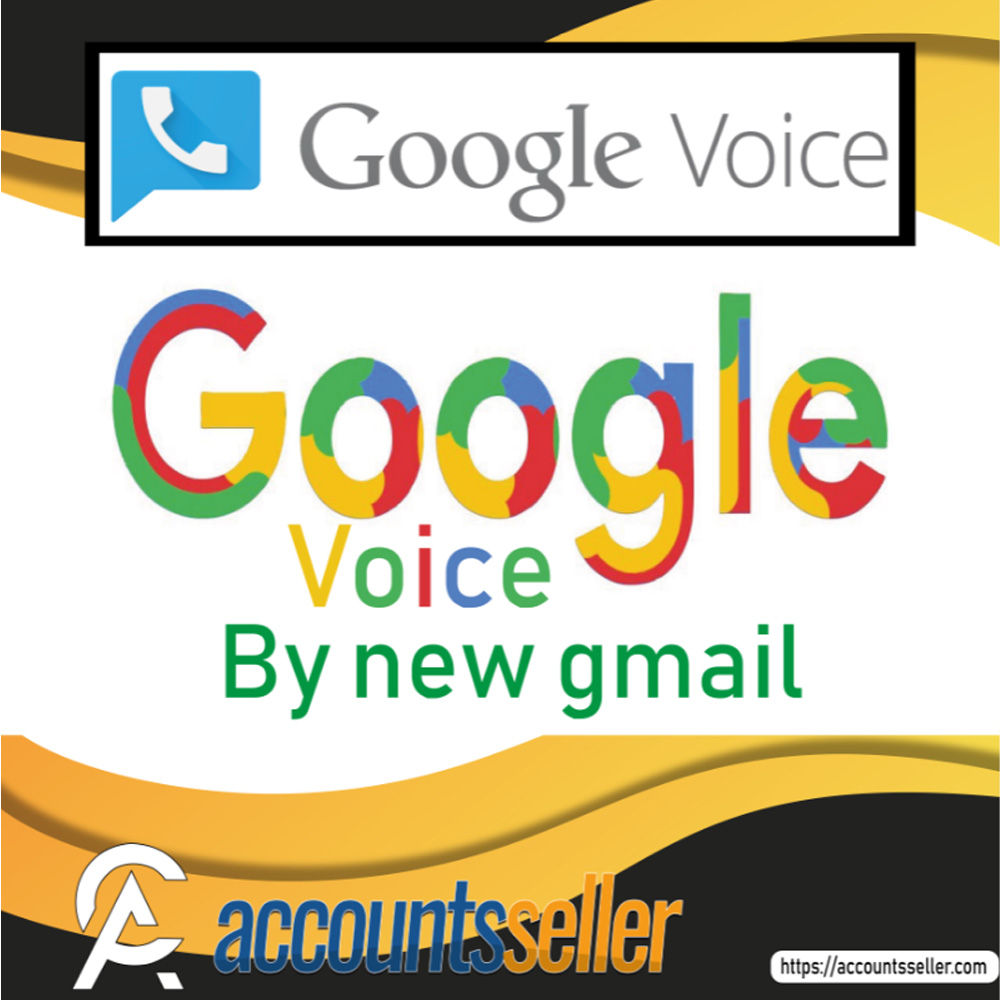 Google Voice Create by New Fresh Gmail