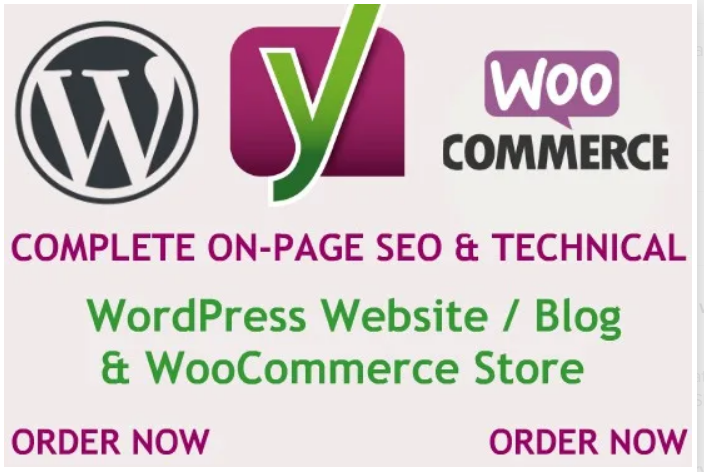 Do complete onpage and technical SEO of wordpress site
