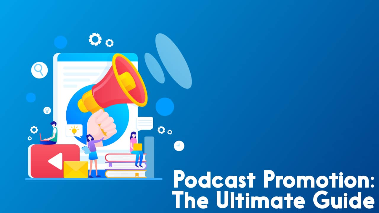 I will do promote and advertise your podcast get to real audience