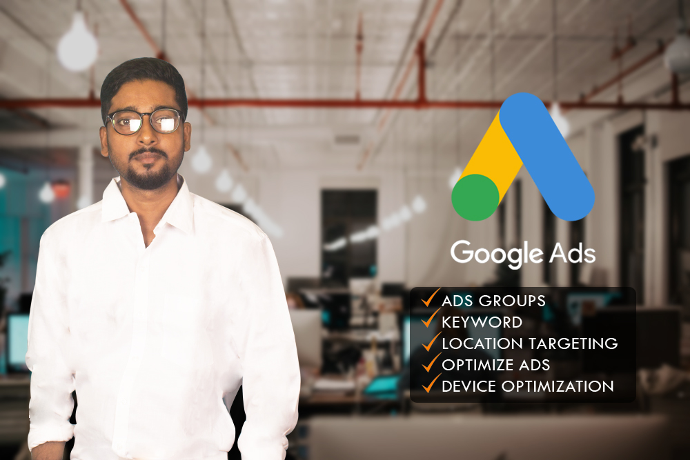I Wil Setup your Google Ads Adwords PPC & Remarketing Campaigns