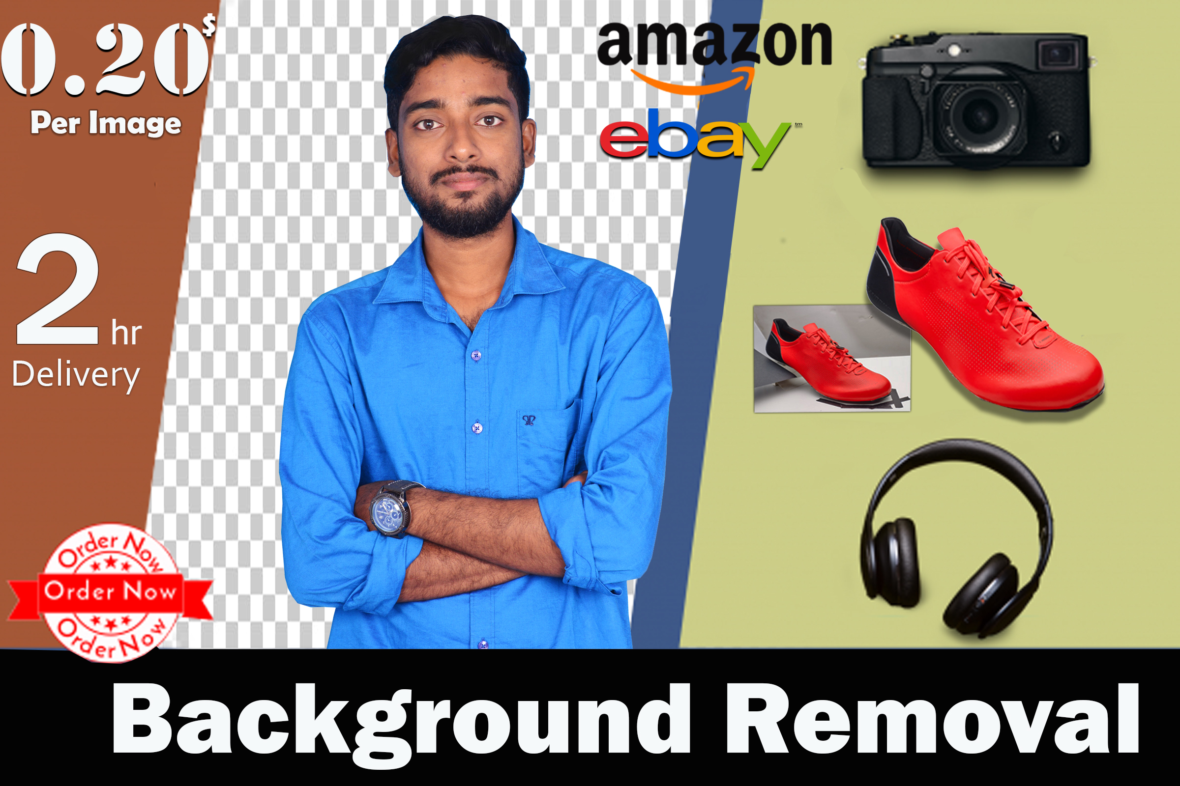 Super Fast photoshop editing & background removal,crop,resoze ,remove watermark & vector art